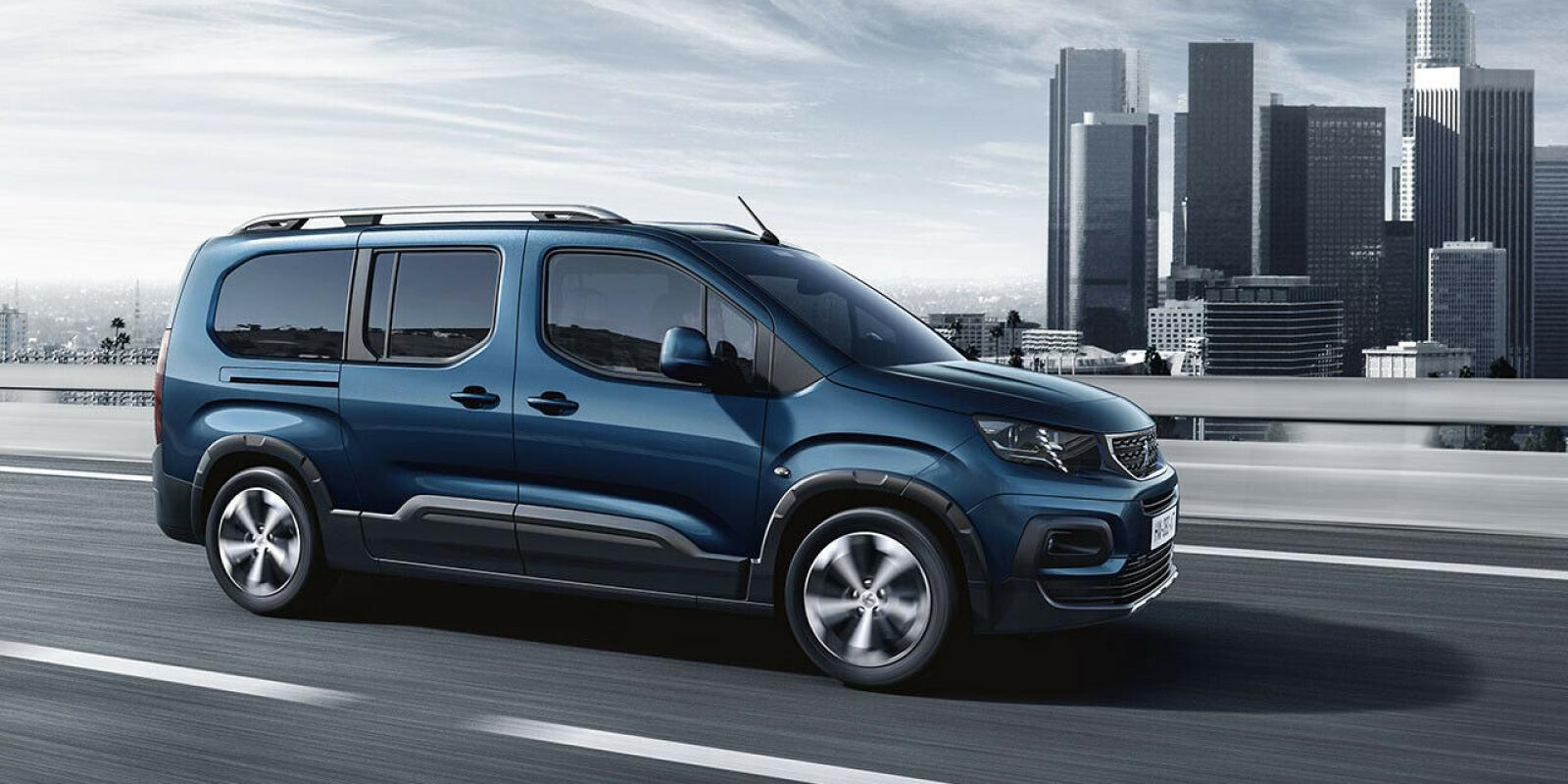 Peugeot Rifter XL