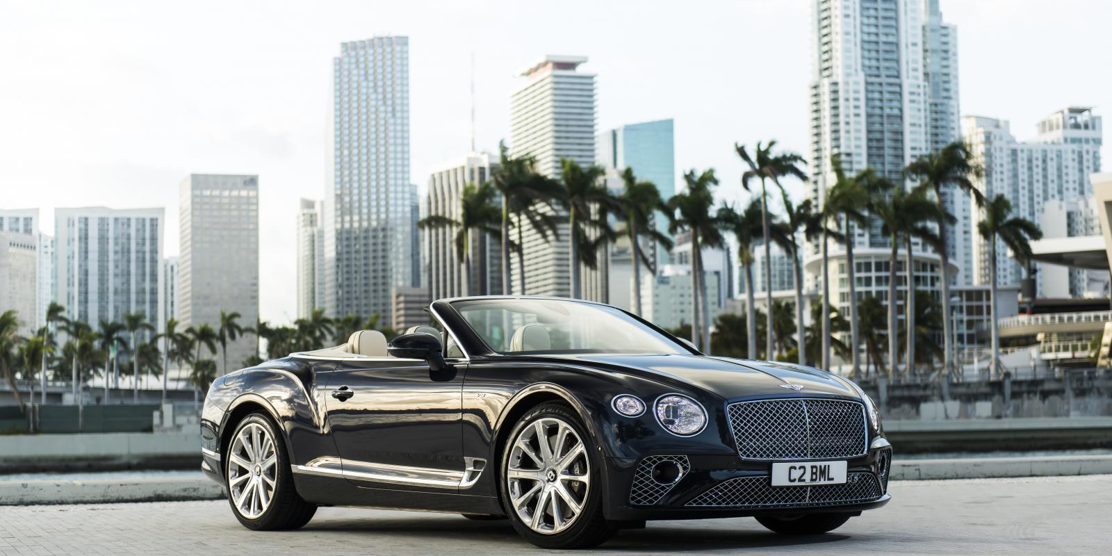 Bentley Continental Cabrio