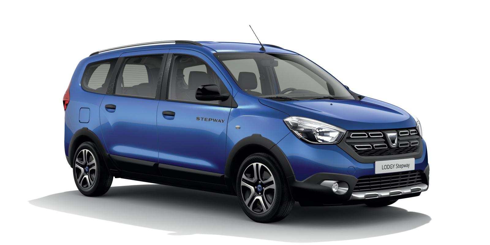 Dacia Lodgy 5-Sitzer