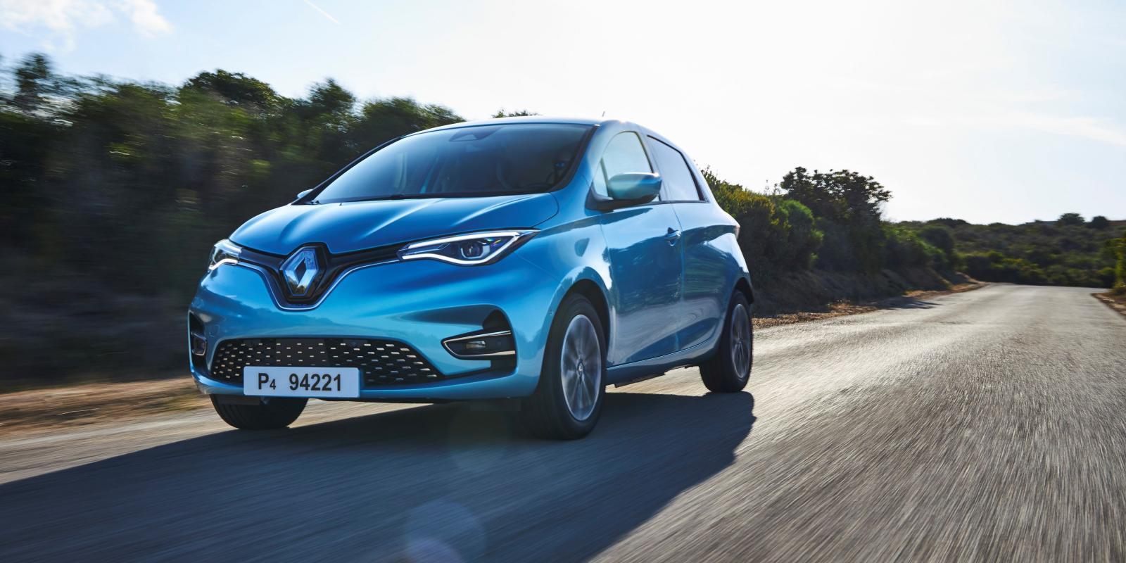 Renault ZOE E-Tech Electric