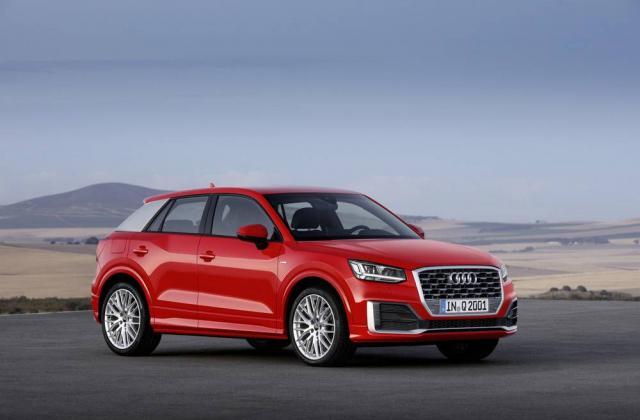 Foto von Audi Q2