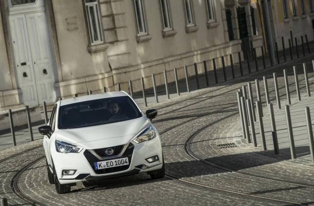 Foto von Nissan Micra