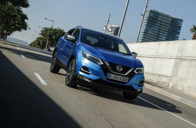 Foto von Nissan Qashqai