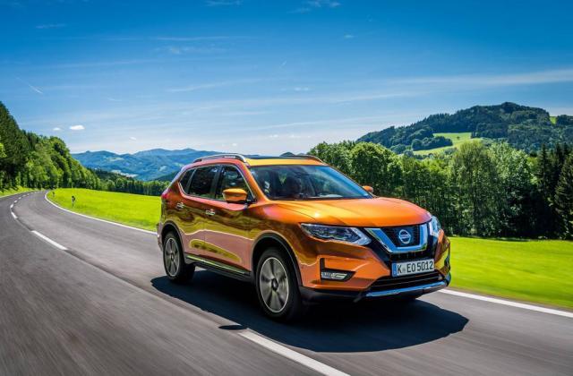Foto von Nissan X-Trail