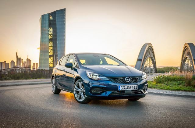 Foto von Opel Astra