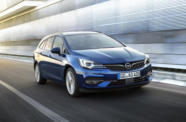 Foto von Opel Astra Tourer