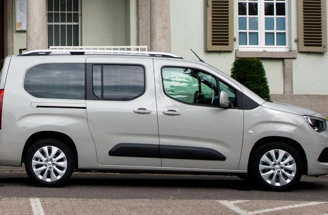Foto von Opel Combo XL
