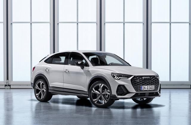 Foto von Audi Q3 Sportback