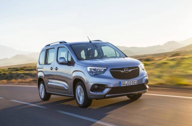 Foto von Opel Combo