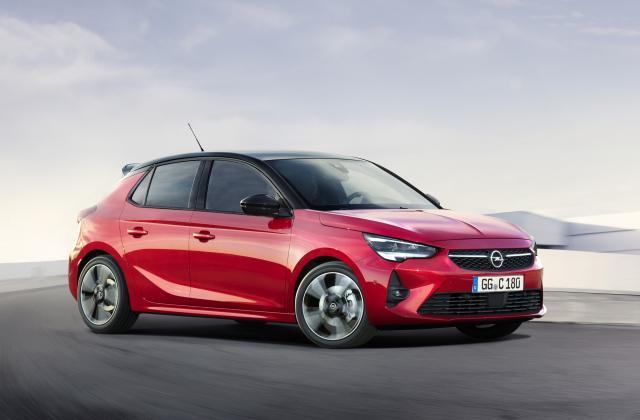 Foto von Opel Corsa