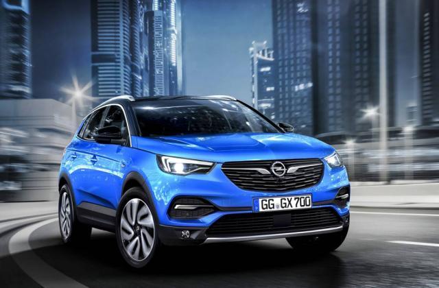 Foto von Opel Grandland X