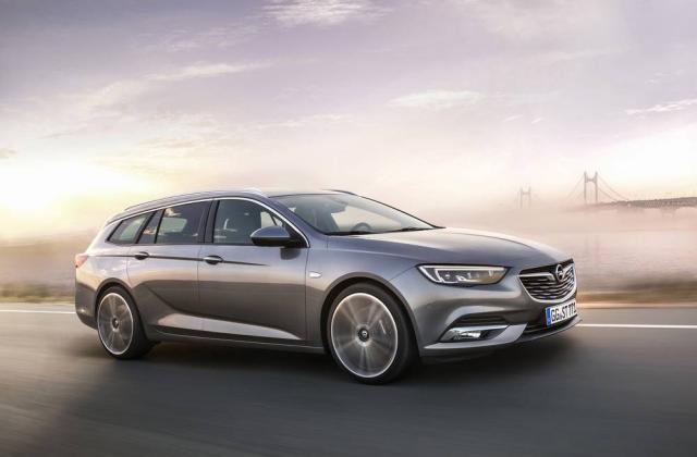 Foto von Opel Insignia Tourer