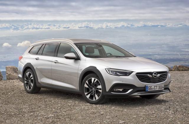 Foto von Opel Insignia Grand Sport