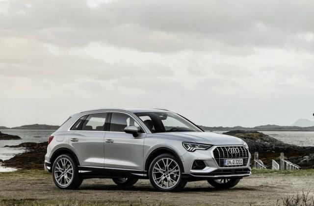 Foto von Audi Q3
