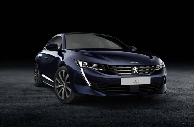 Foto von Peugeot 508