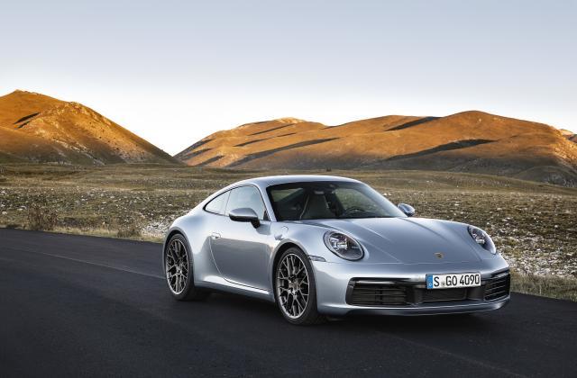 Foto von Porsche 911