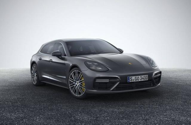 Foto von Porsche Panamera ST