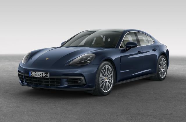 Foto von Porsche Panamera