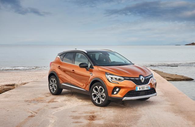 Foto von Renault Captur