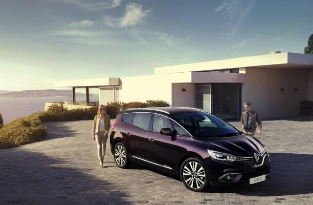 Foto von Renault Grand Scenic