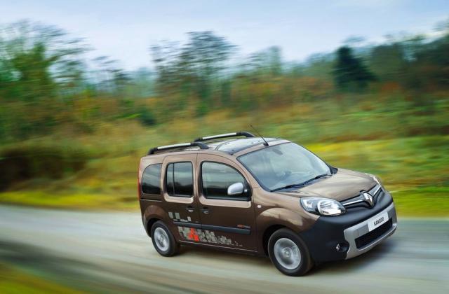 Foto von Renault Kangoo