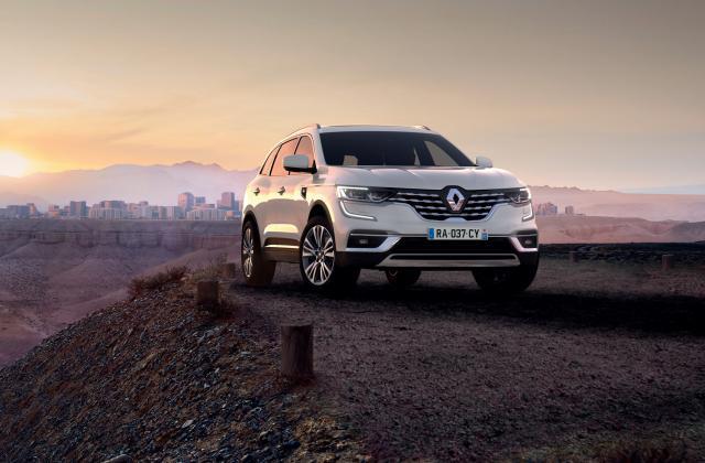Foto von Renault Koleos