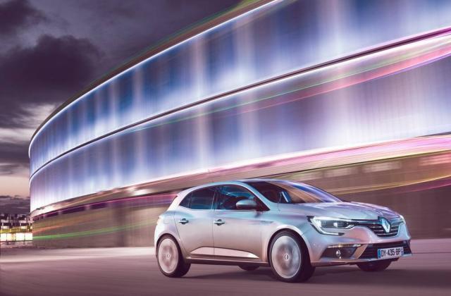Foto von Renault Megane