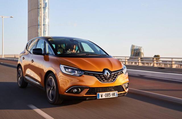 Foto von Renault Scenic