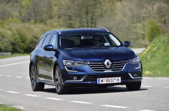 Foto von Renault Talisman Grandtour