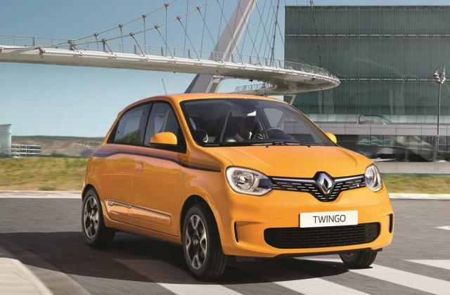 Foto von Renault Twingo