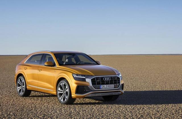Foto von Audi Q8