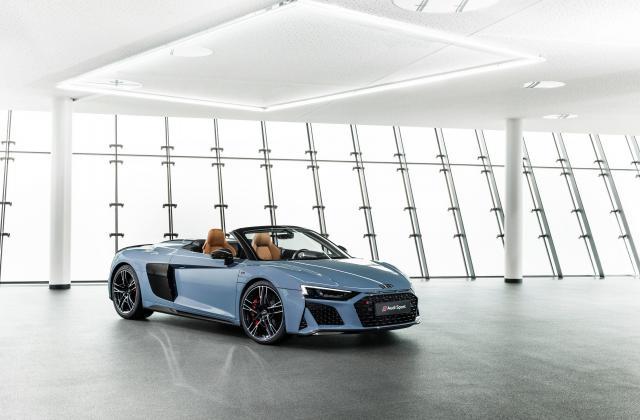 Foto von Audi R8 Spyder