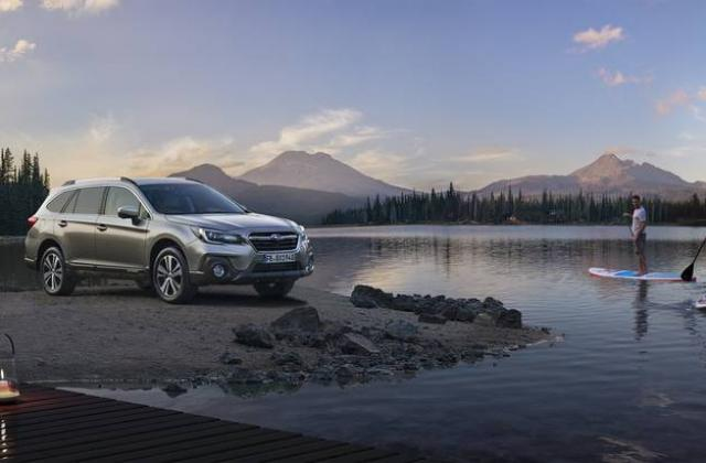 Foto von Subaru Outback