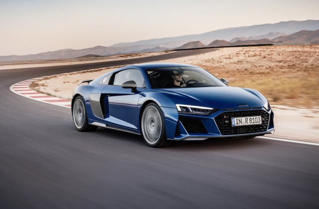 Foto von Audi R8