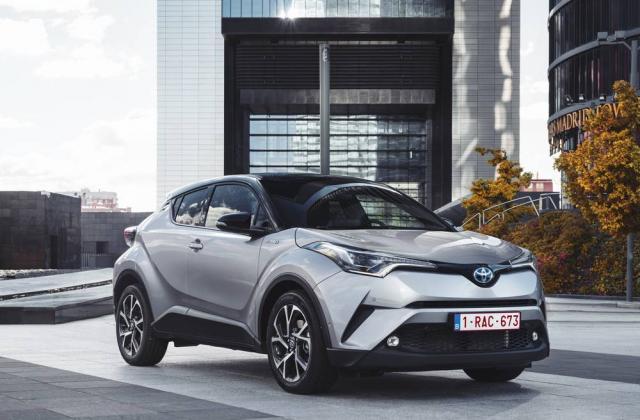 Foto von Toyota C-HR