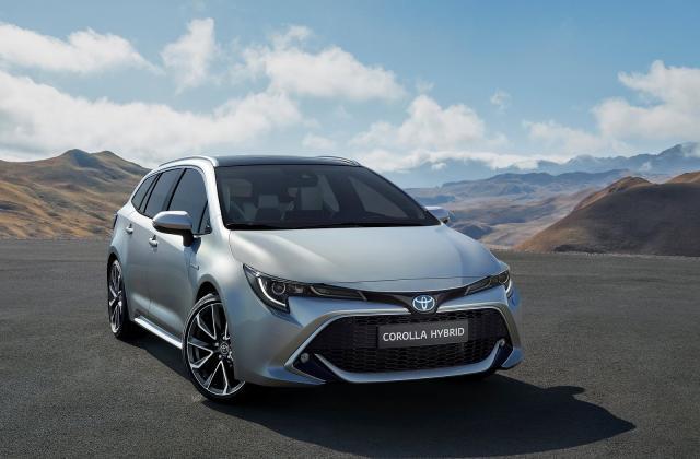 Foto von Toyota Corolla Touring Sports