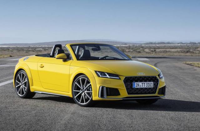 Foto von Audi TT Cabrio