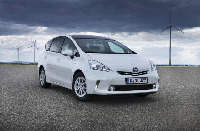 Foto von Toyota Prius+