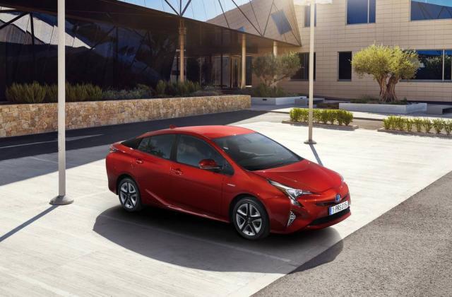 Foto von Toyota Prius