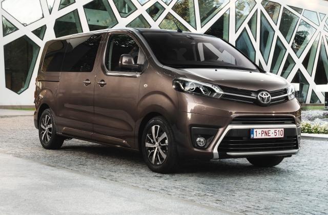 Foto von Toyota Proace Verso