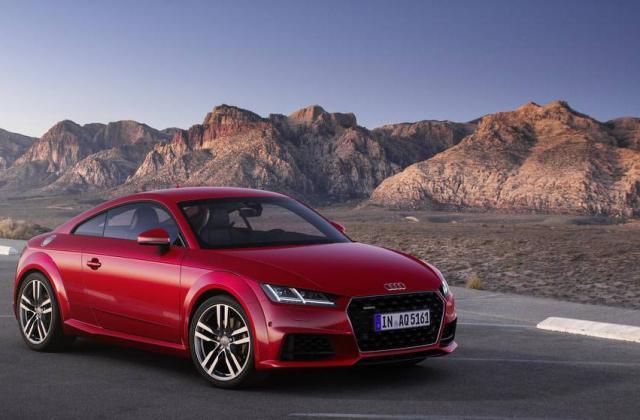 Foto von Audi TT