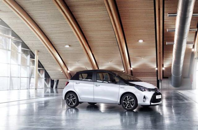 Foto von Toyota Yaris
