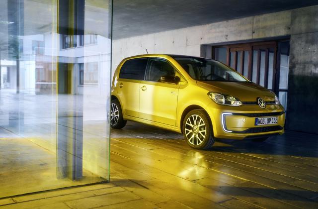 Foto von VW up!