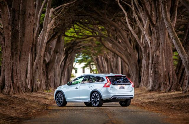 Foto von Volvo V60 CrossCountry