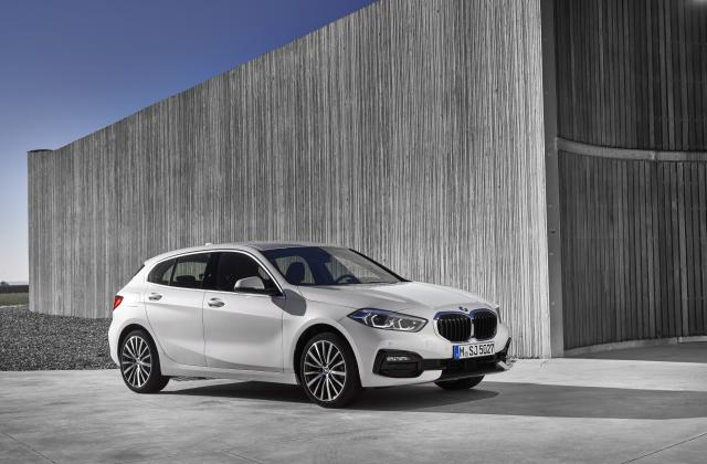 Foto von BMW 1er
