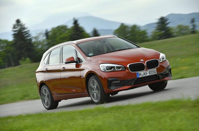 Foto von BMW 2 Active Tourer