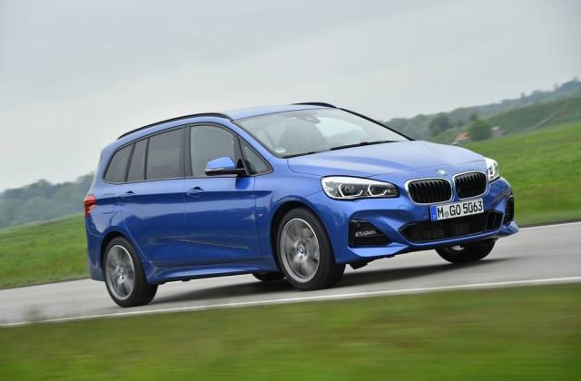 Foto von BMW 2er Gran Tourer