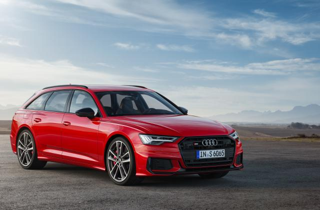 Foto von Audi S6 Avant