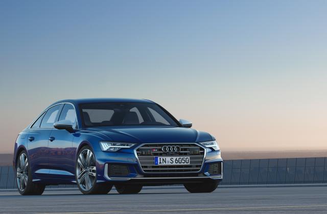 Foto von Audi S6