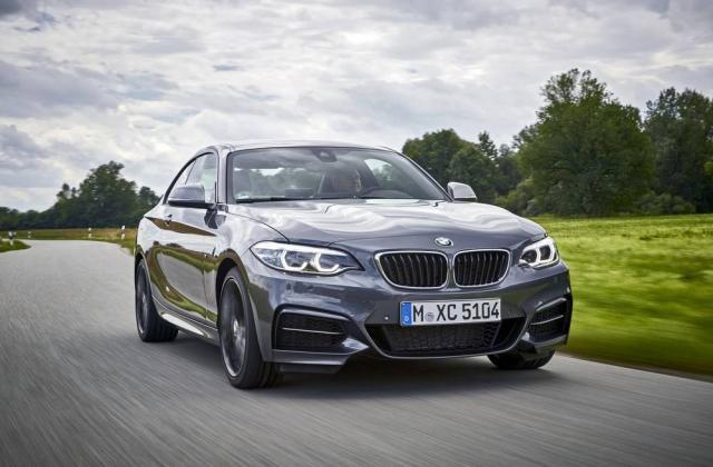 Foto von BMW 2er
